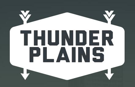 Thunder Plains Developer Conference